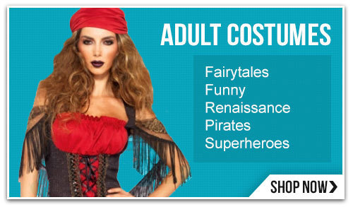 Adult Halloween Costumes 2015