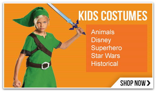 kids Halloween Costumes 2015